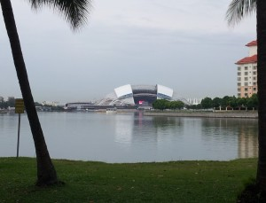 New Singapore National Stadium